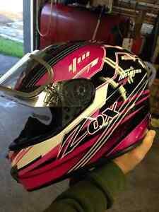 Zox womens helmet size xl. Dual lens Kitchener / Waterloo Kitchener Area image 1