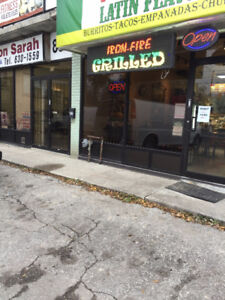RESTAURANT PRIME LOCATION FOR SALE---- READY TO GO------TURN KEY
