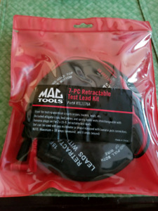 Mac Tools 7PC Retractable Test Lead Kit