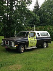 1973 to 1987 Chevrolet C  Pickup 2500 Pickup Truck Gatineau Ottawa / Gatineau Area image 1