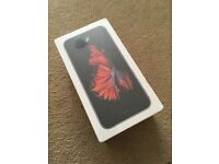 Brand New SEALED iPhone 6S SPACE GREY 64GB -EE Network