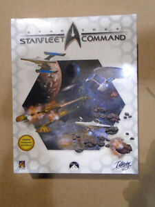 Star Trek Starfleet Commando 1999 by Interplay (PC) CD ROM