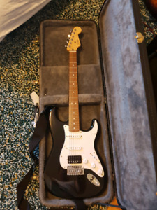 Squire stratocaster - electric guitar