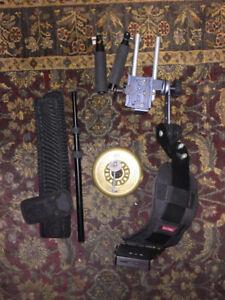 DVTEC DSLR Camera Shoulder Rig
