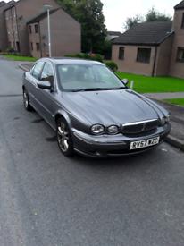 Jaguar x-type 2.0TD