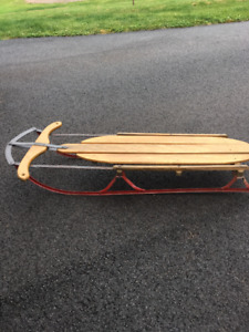 Antique sled for sale