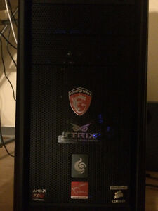 Fully functional gaming PC for Sale or trade.