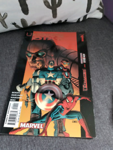 Ultimate Six Issue 1