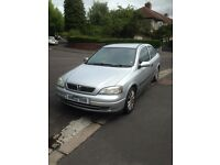 Vauxhall Astra 1800 cc six petrol