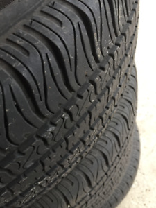 ALL SEASON TIRES 21560R16 WITH RIMS