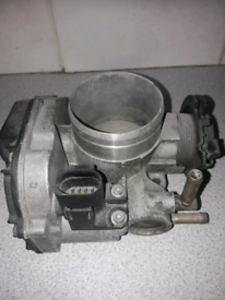 VW/AUDI throttle body 1.6 petrol