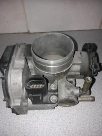 VW/AUDI throttle body 1.6 petrol