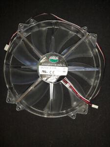 Fan Cooler Master 8''  x  8''  # A20030-07CB-3MF-F1