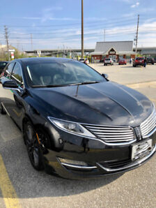 2014 Lincoln MKZ Hybrid, Self Park, Pano roof, Navi, Adapt Cruis
