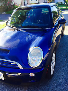 2004 MINI Mini Cooper S Sport Coupe (2 door)