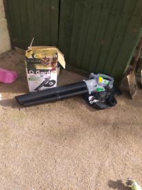 Blower garden vac
