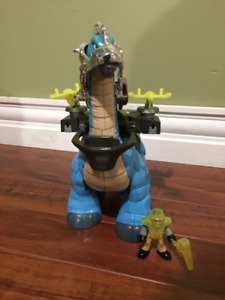 Imaginext Dinosaur Collection For Sale