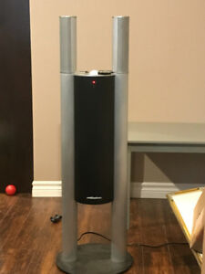 M-Station 2.1 Speaker with iPod dock