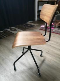 Made. Com desk chair