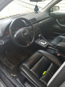 Audi a4 03 fully loaded best offer takes it