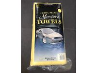 36 Pack Detailers Microfibre Cloth's Professional Valeters ONLY £20.00 Delivered