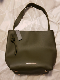 6f4c76e3c95 French connection khaki handbag