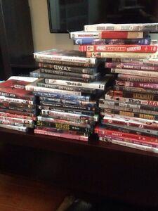 Lot de films (50 DVD)