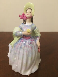"Royal Doulton figurine ""Clare""HN2793"