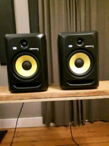 KRK G3 Rokit 8 Studio Monitors