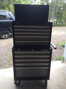 "4' X 27"" Husky Tool Cabinet. Moving."