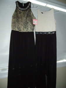 Girl's Dresses Hardly Worn.  One Still Has Tags.