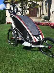Chariot CX1 a vendre ,COMME NEUF