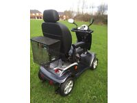 BRAND NEW 12-MONTHS WARRANTY LARGE HEAVY DUTY 8-MPH MOBILITY SCOOTER