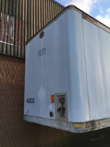 48' Storage Trailer for sale