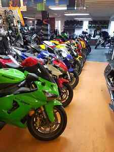 SPORT BIKE ANYONE