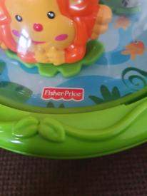 Fisher price baby toy,