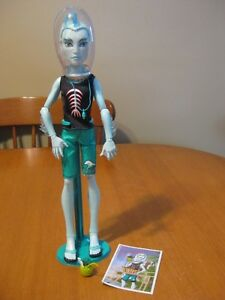 MONSTER HIGH DOLLS BOY DOLLS #1 gil jackson deuce clawd puma