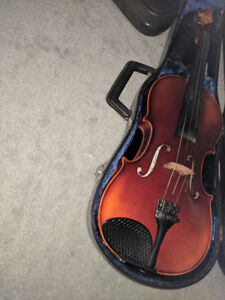Anton Schoeder German Full-Size Violin