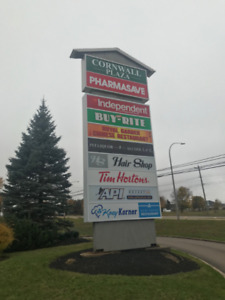 CORNWALL PLAZA - Commercial Retail Space in High Traffic Mall