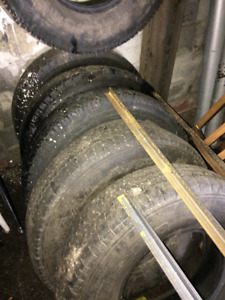 Used 4x4 Tires  235/85-16