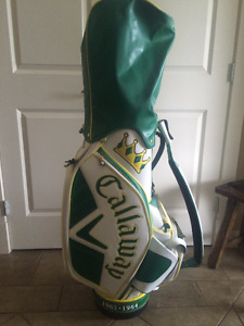 Arnold Palmer limited edition golf bag