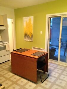 AVAILABLE NOW Great 3 1/2 Pointe St-Charles