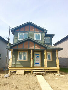 Reddick- Southbend Developments home in Spruce Grove