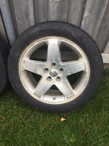 Dodge  Journey rims and tires