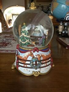 Breyer Collectable Snowglobe