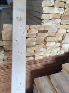 Wood framing studs/ renovation materials