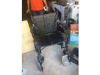 Enigma Bariatric Wheelchair