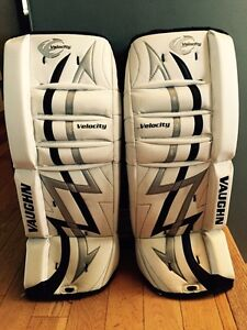 Vaughn Velocity 24 + 1 Youth Goalie Pads