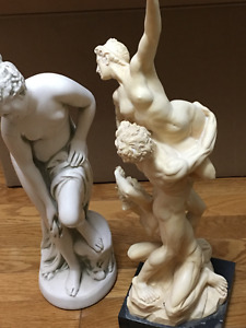 Two Statues