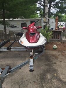 1998 Sea-doo Bombardier GTX Limited (3seater)